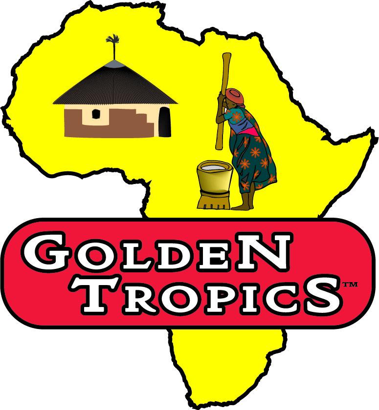 GoldenTropics Logo